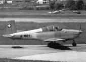 Pilatus P-3.02 A-801