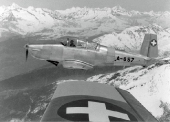 Pilatus P-3.05 A-857