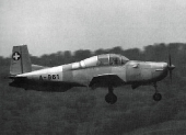 Pilatus P-3.05 A-861