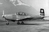 Pilatus P-3.04 HB-HOC