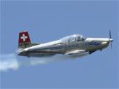 Pilatus P-3.05 HB-RB