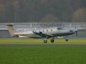 Pilatus PC-12 HB-FRG