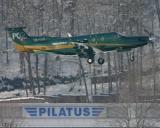 Pilatus PC-12 HB-FOB