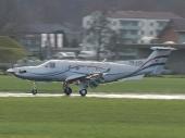 Pilatus PC-12 HB-FPR