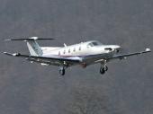 Pilatus PC-12 HB-FPT