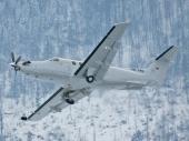 Pilatus PC-12 HB-FRQ