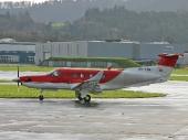 Pilatus PC-12 HB-FOV
