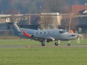 Pilatus PC-12 HB-FOG