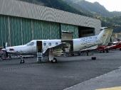 Pilatus PC-12/47E HB-FVP