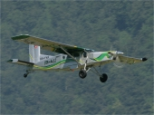 Pilatus PC-6/B2-H4 HB-FNX PR-AJJ