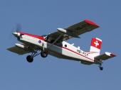 Pilatus PC-6/B1-H2 HB-FCF