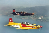 Pilatus PC-9 HB-HPA, HB-HPB