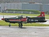 Pilatus PC-9 HB-HPA