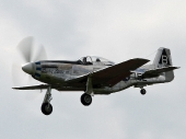 North American P-51 Mustang Lucky Lady VII D-FPSI