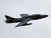 Hawker Hunter Mk68A HB-RVP ex J-4205