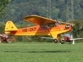 Piper J-3C-65 Cub HB-OKP