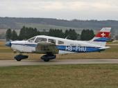 Piper PA-28-181 HB-PHU
