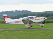 Piper PA-28-181 HB-PLY