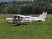 Reims-Cessna F172N Skyhawk II HB-CWE