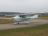 Reims-Cessna F182Q Skylane II HB-CLE