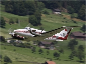 Beech 200 Super King Air HB-GJI