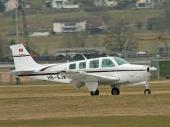 Beechcraft B36TC Bonanza HB-EJW
