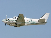 Beechcraft E90 King Air F-GJCR