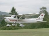 Cessna 172 SP HB-CYU