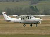 Cessna P210 N HB-CHJ
