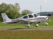 Cirrus SR-20 N100EU