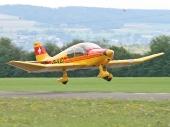Robin DR 400/120D Dauphin HB-KAD