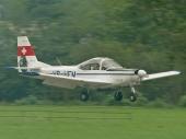 FFA AS-202 BRAVO HB-HFM