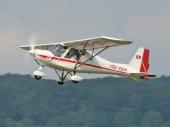 IKARUS C 42 HB-WAH
