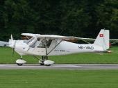 IKARUS C 42 HB-WAD