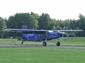 Pilatus PC-6/B2-H4 Turbo Porter HB-FKC