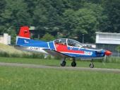Pilatus PC-9 D-FHMT