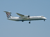 Croatia Airlines 9A-CQB De Havilland Canada DHC-8 402