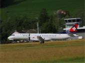 Darwin Airline HB-IZH Saab 2000