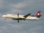 Darwin Airline HB-IZJ Saab 2000