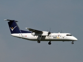 Intersky OE-LIC De Havilland Canada DHC-8-314Q