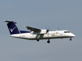 Intersky OE-LSB De Havilland Canada DHC-8-314Q