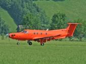 Pilatus PC-12 HB-FQU