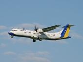 B & H Airlines E7-AAE ATR ATR-72-212