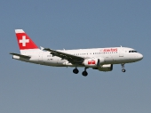 Airbus A319-112 HB-IPS