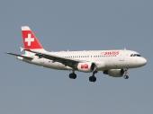 Airbus A319-112 HB-IPT