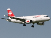 Airbus A319-112 HB-IPX