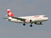 Airbus A319-112 HB-IPY