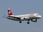 Airbus A320-214 HB-JLP