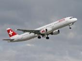 Airbus A321-111 HB-IOF