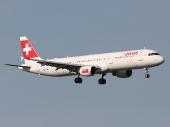 Airbus A321-111 HB-IOH